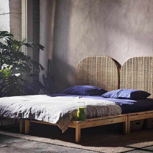 أثاث غرف نوم خشبي