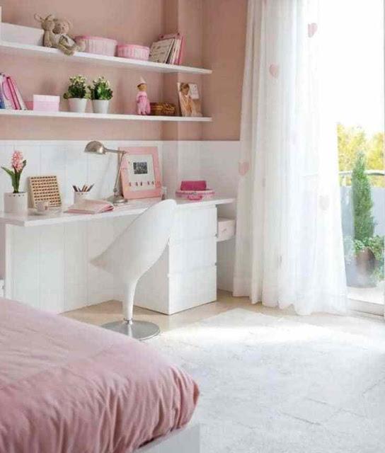 غرفة بنات كبار رائعة