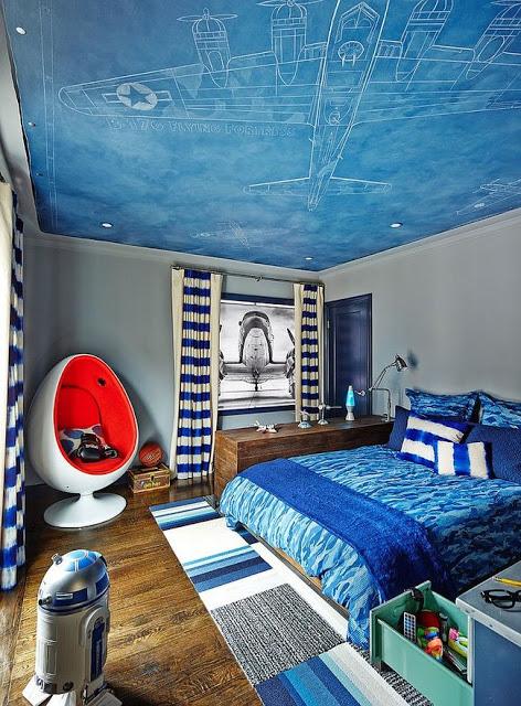 غرفة نوم اولاد