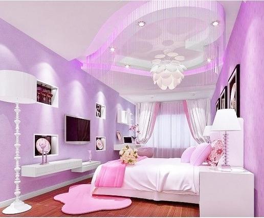 ديكور جبس غرف نوم رومانسية 2020