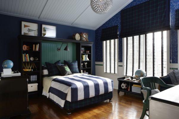 غرف نوم شباب كلاسيك