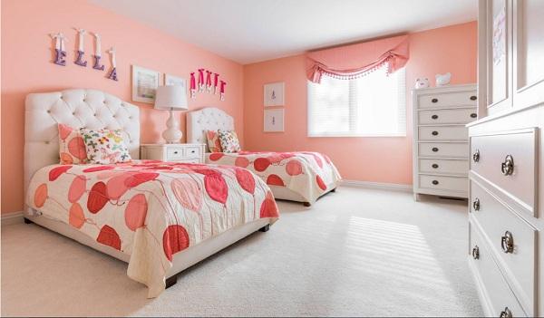 صور غرف نوم بنات كبار مشتركة 2020