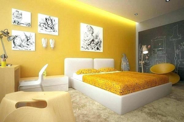 تصاميم غرف نوم بنات كبار 2020 (18)