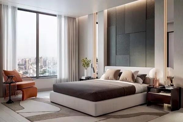 تصاميم غرف نوم مودرن