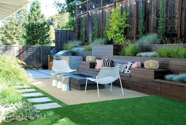 مناظر حدائق منزلية