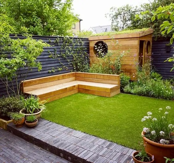 تصميم حدائق منزليه