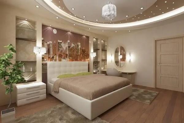 ديكور جبس غرف نوم 2021