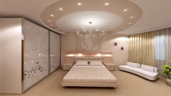 جبس بورد غرف نوم 2020