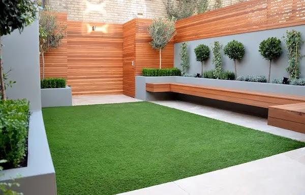 تصميم حدائق منزليه صغيره