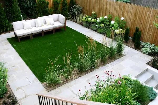 افكار تنسيق حدائق منزلية صغيرة