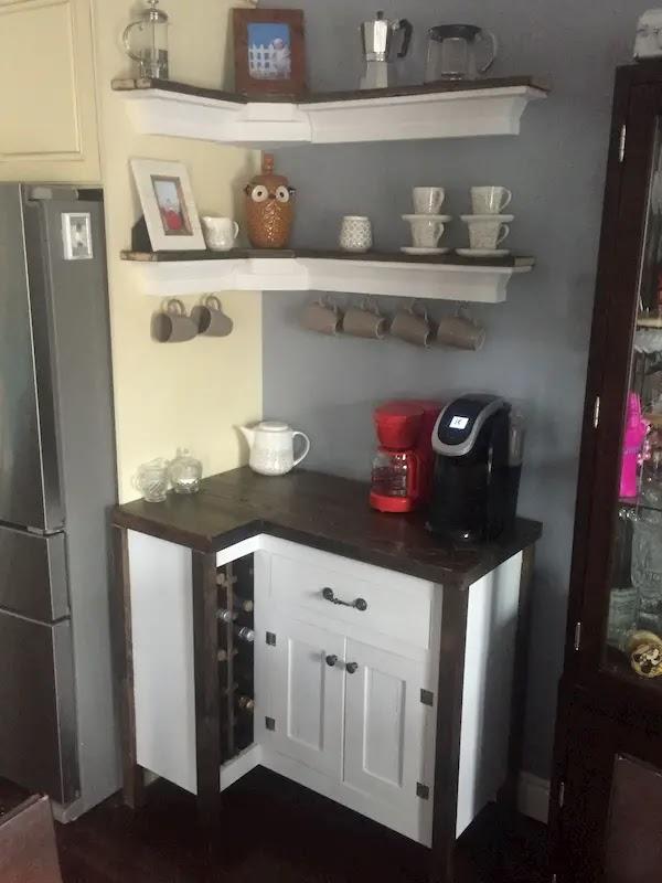 ركن قهوة زاوية