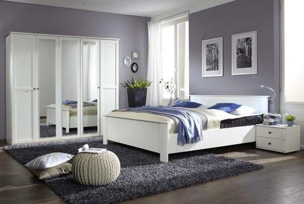 ألوان دهانات غرف نوم رومانسيه (5)