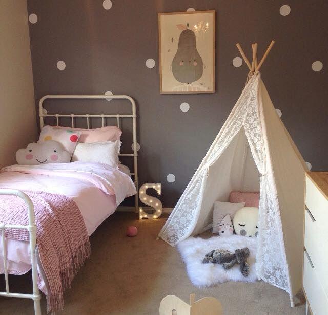 خيمة غرف نوم بنات