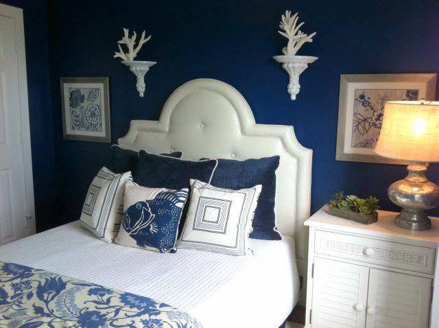 ديكورات غرف بنات زرقاء
