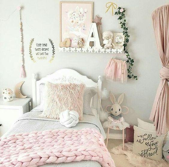 ديكور غرف بنات