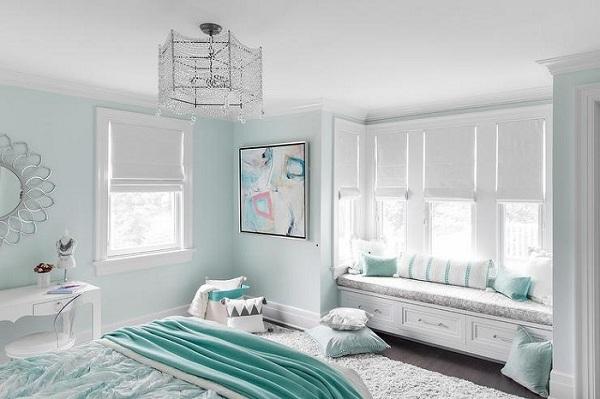 غرف نوم بنات شبابية 2020