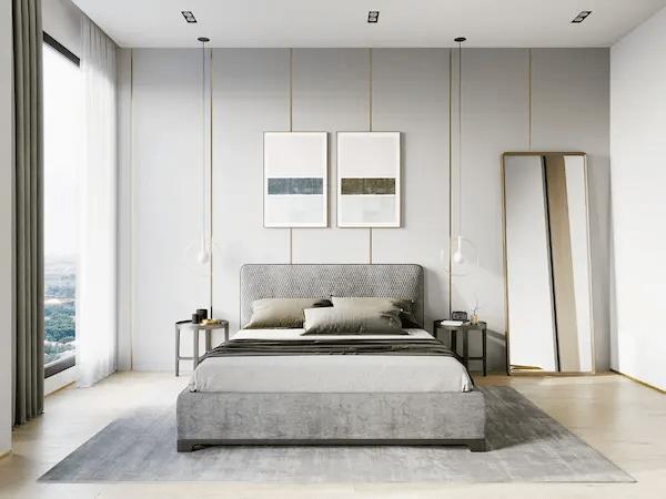 ديكورات غرف نوم بسيطة وجميلة 2021