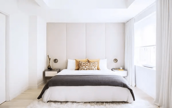 غرف نوم بسيطة 2021