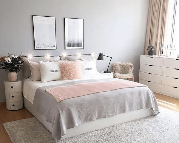 غرف نوم بنات كبار 2020 بسيطة