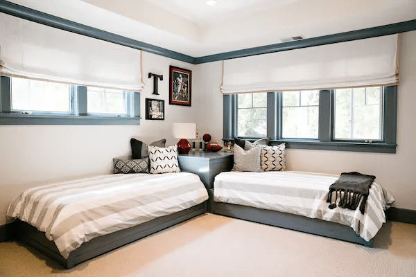 غرف نوم اطفال اولاد بسيطة 2021