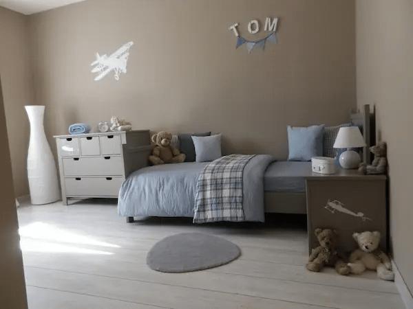 غرف نوم اطفال اولاد بسيطة 2020