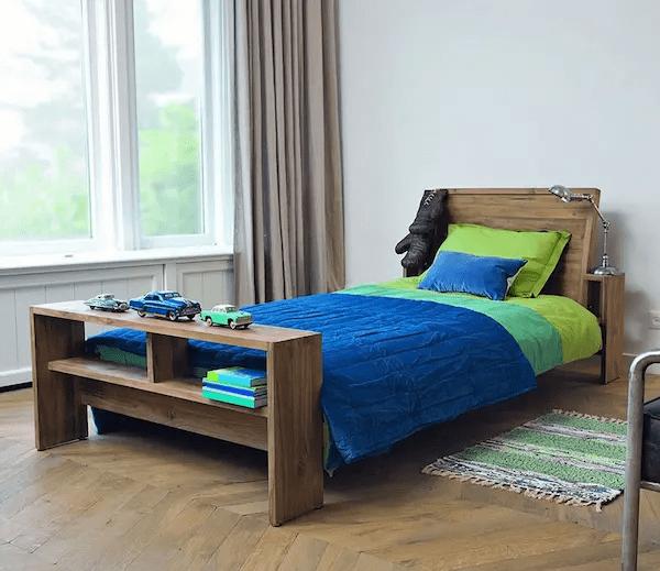 ديكورات غرف نوم اطفال اولاد بسيطة