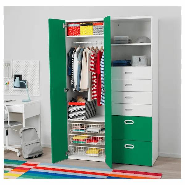 خزانة ملابس اطفال