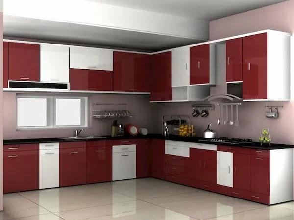 تصاميم مطابخ المنيوم سعودية