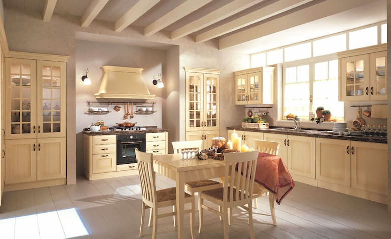 مطبخ ايطالي 2020