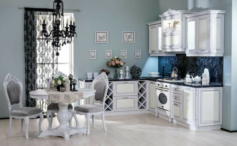 تصميم مطبخ ايطالي