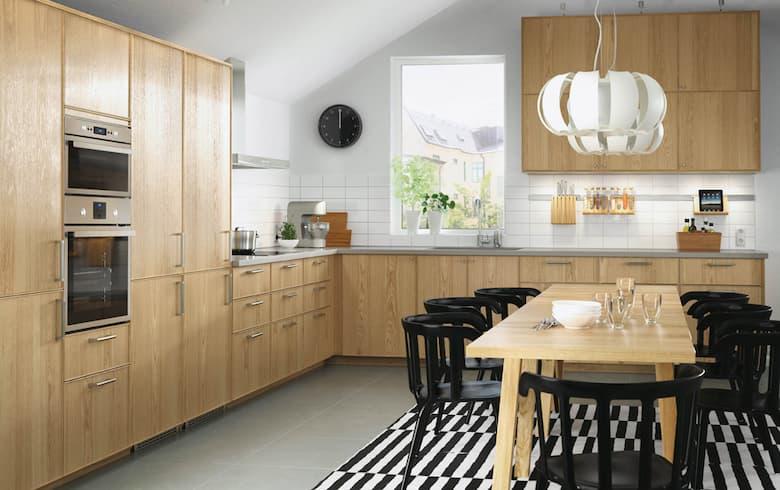 مطبخ خشب